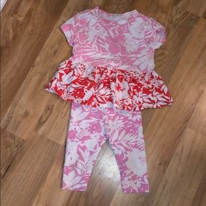 Crew cuts size 2T outfit